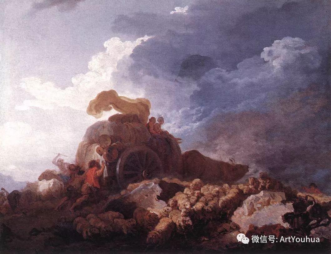 No.34 弗拉戈纳尔 | 为洛可可全盛期揭开序幕的画家插图15