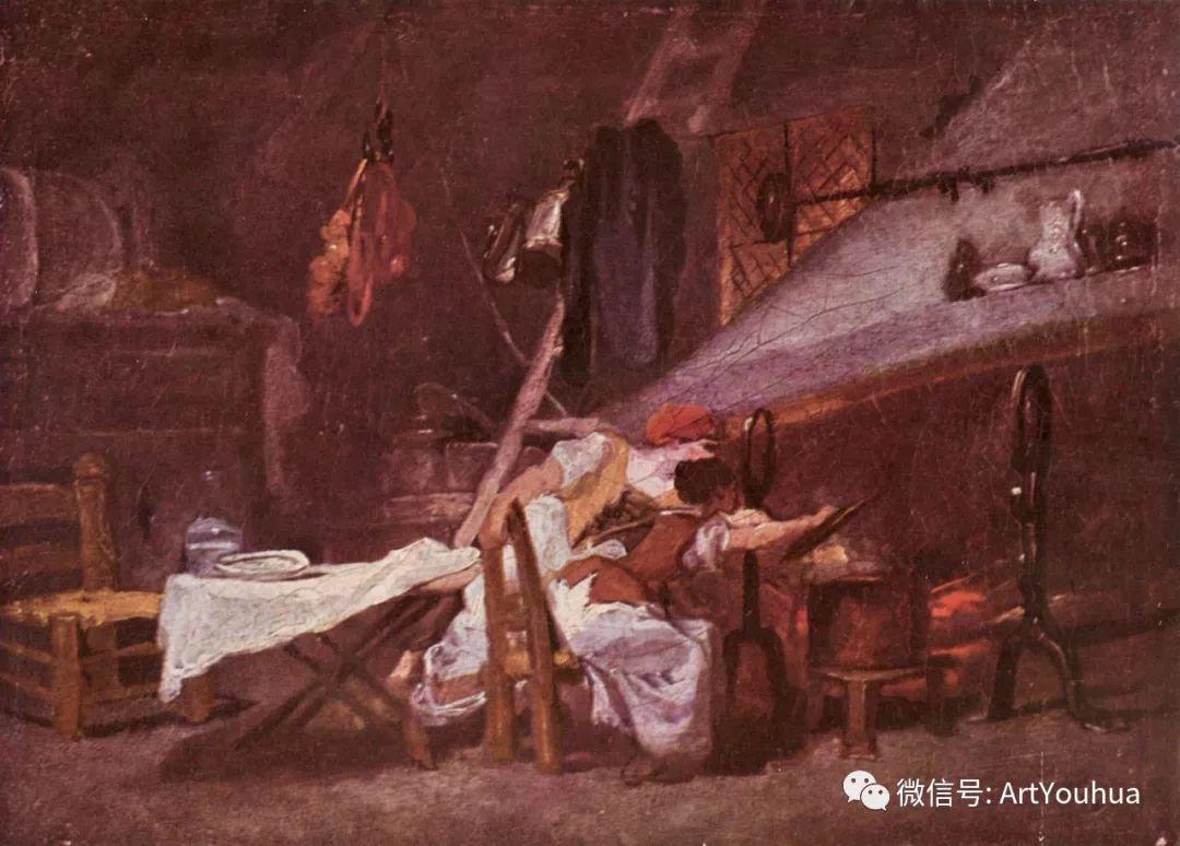 No.34 弗拉戈纳尔 | 为洛可可全盛期揭开序幕的画家插图103