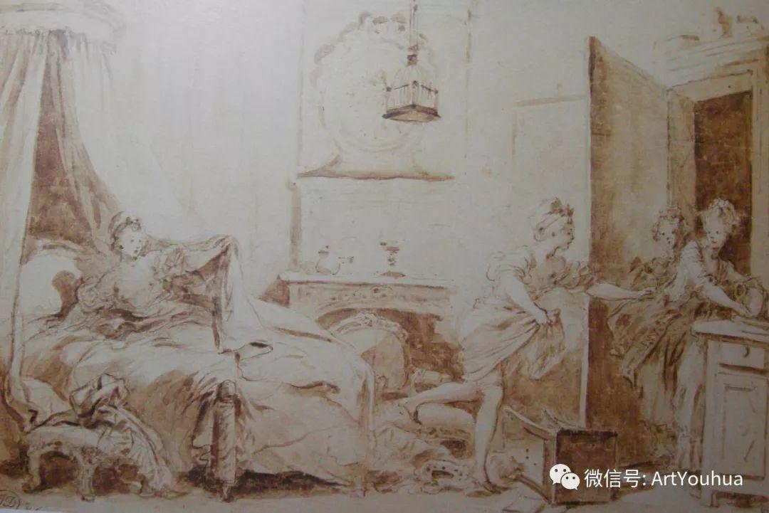 No.34 弗拉戈纳尔 | 为洛可可全盛期揭开序幕的画家插图107
