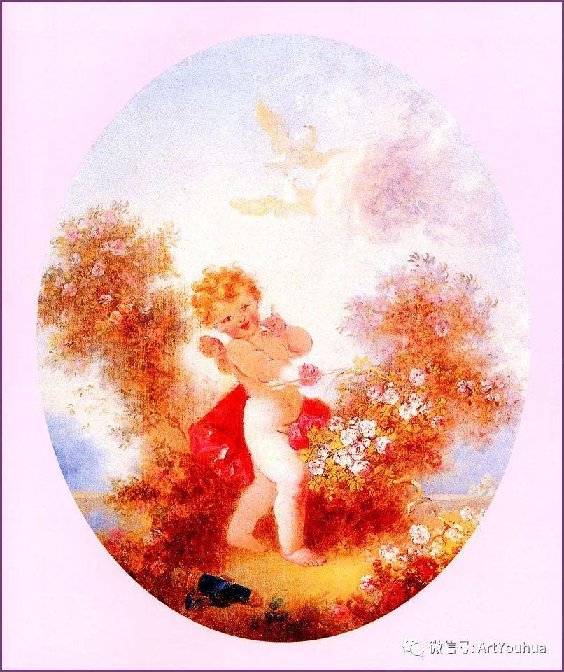 No.34 弗拉戈纳尔 | 为洛可可全盛期揭开序幕的画家插图109