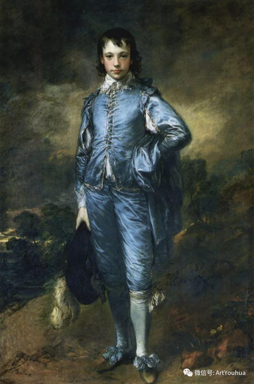 No.33 庚斯博罗 | 英国著名肖像画家和风景画家插图6