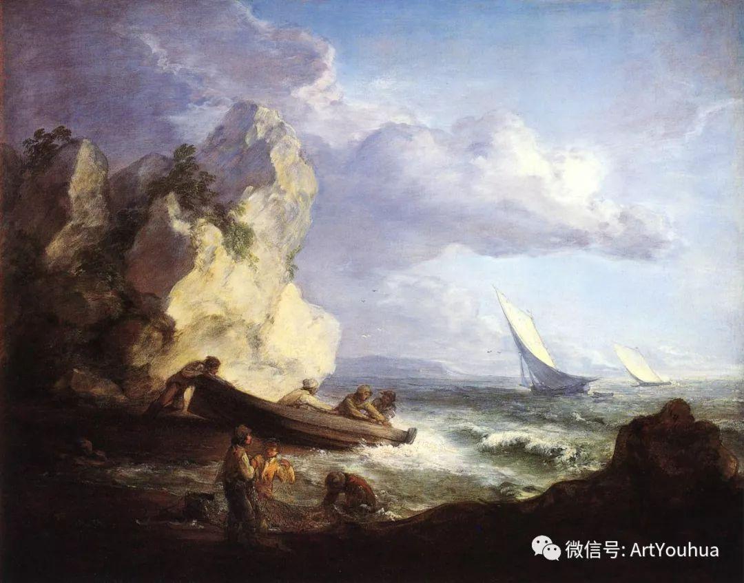 No.33 庚斯博罗 | 英国著名肖像画家和风景画家插图7
