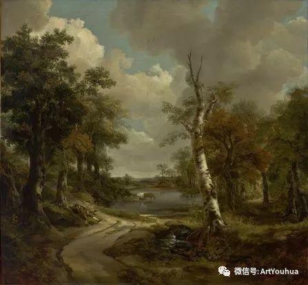 No.33 庚斯博罗 | 英国著名肖像画家和风景画家插图11