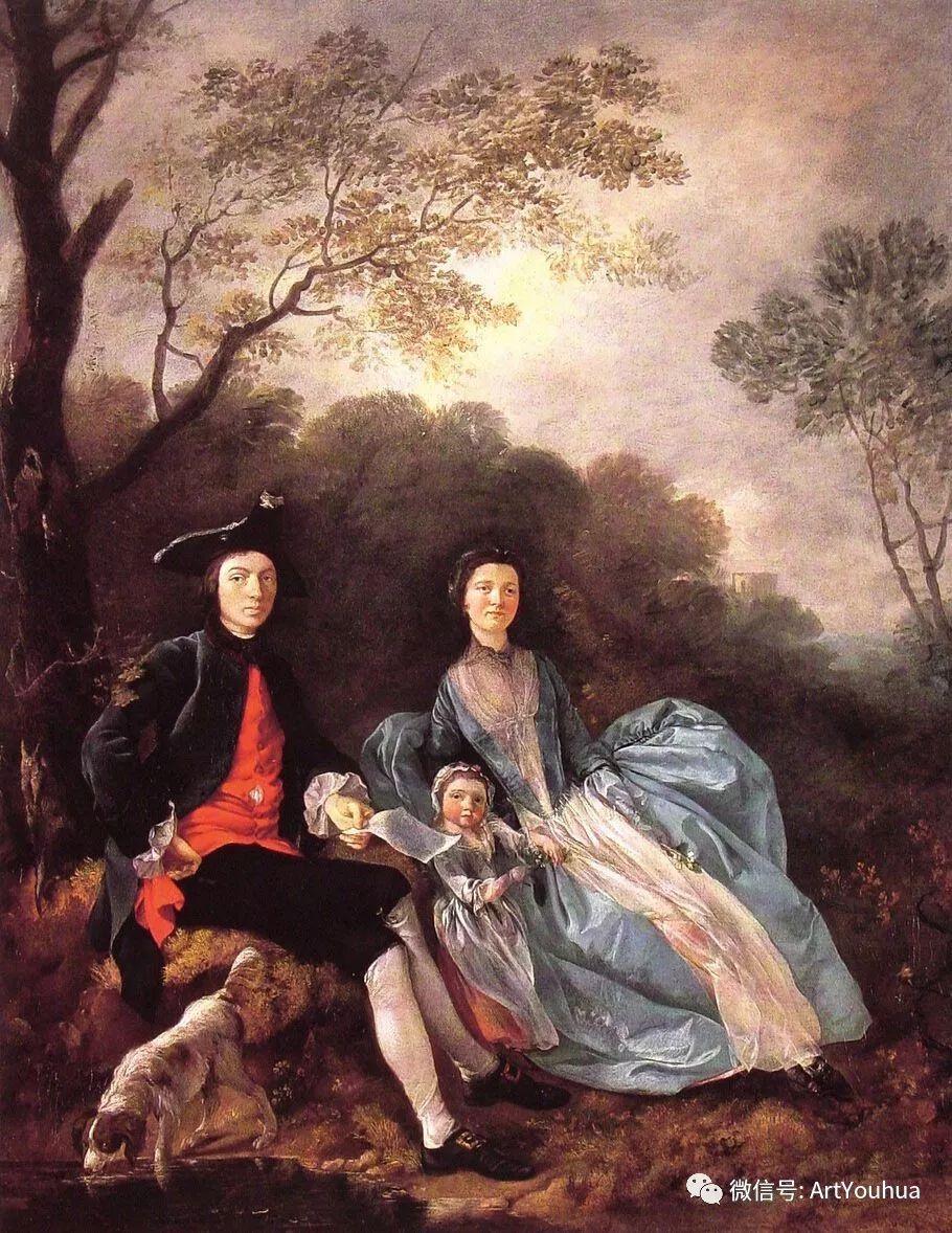 No.33 庚斯博罗 | 英国著名肖像画家和风景画家插图14
