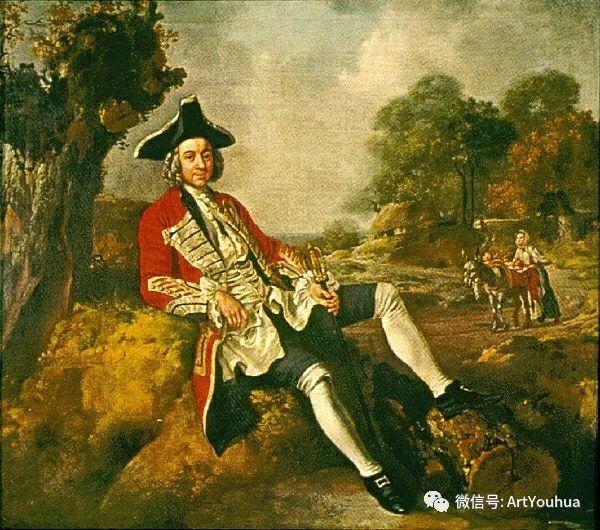 No.33 庚斯博罗 | 英国著名肖像画家和风景画家插图17