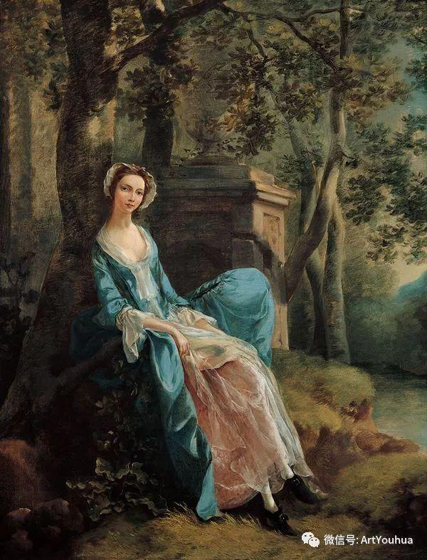No.33 庚斯博罗 | 英国著名肖像画家和风景画家插图18