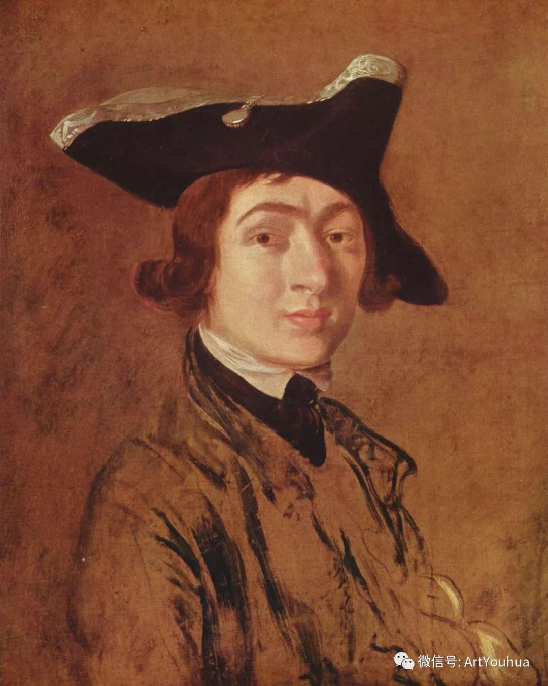 No.33 庚斯博罗 | 英国著名肖像画家和风景画家插图24