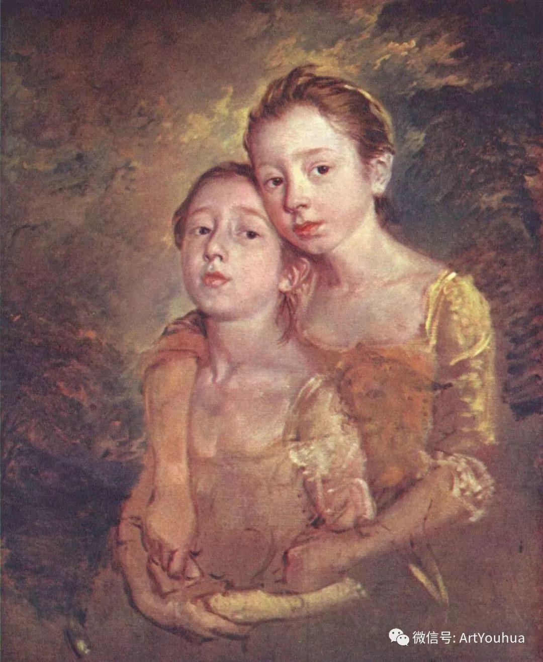 No.33 庚斯博罗 | 英国著名肖像画家和风景画家插图28