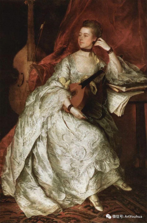No.33 庚斯博罗 | 英国著名肖像画家和风景画家插图32