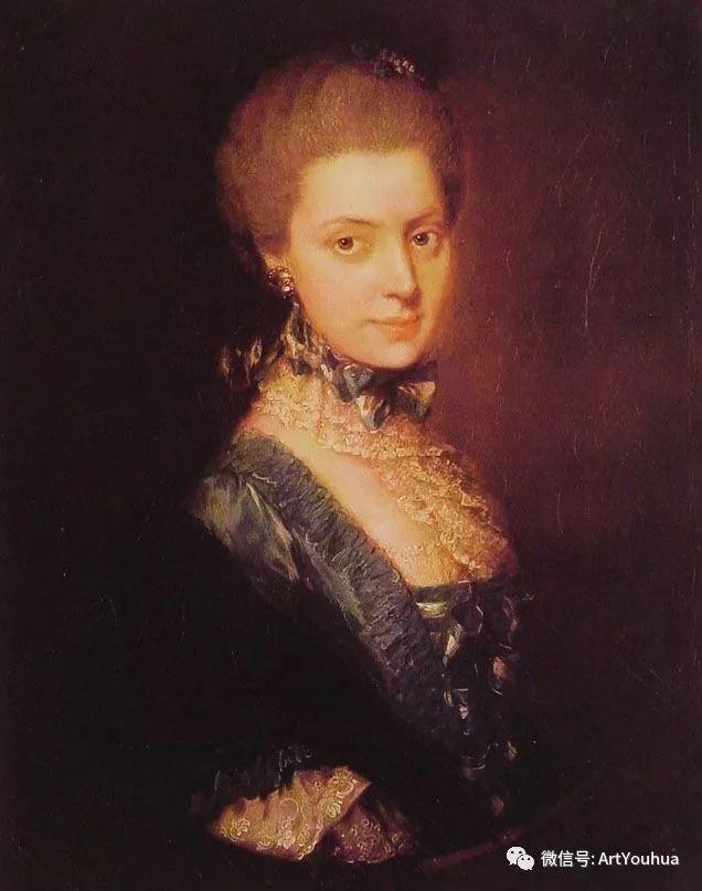 No.33 庚斯博罗 | 英国著名肖像画家和风景画家插图39