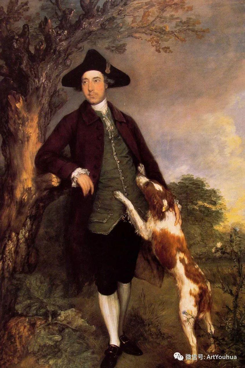 No.33 庚斯博罗 | 英国著名肖像画家和风景画家插图42