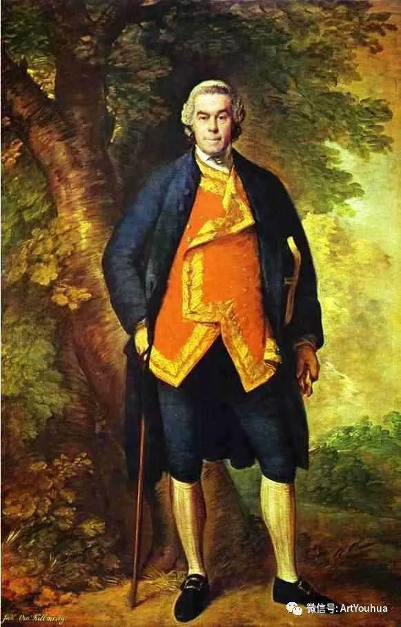 No.33 庚斯博罗 | 英国著名肖像画家和风景画家插图46
