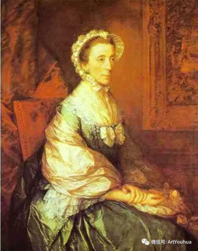 No.33 庚斯博罗 | 英国著名肖像画家和风景画家插图47