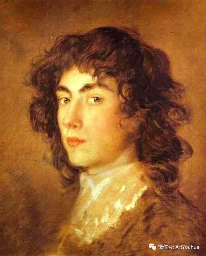 No.33 庚斯博罗 | 英国著名肖像画家和风景画家插图65