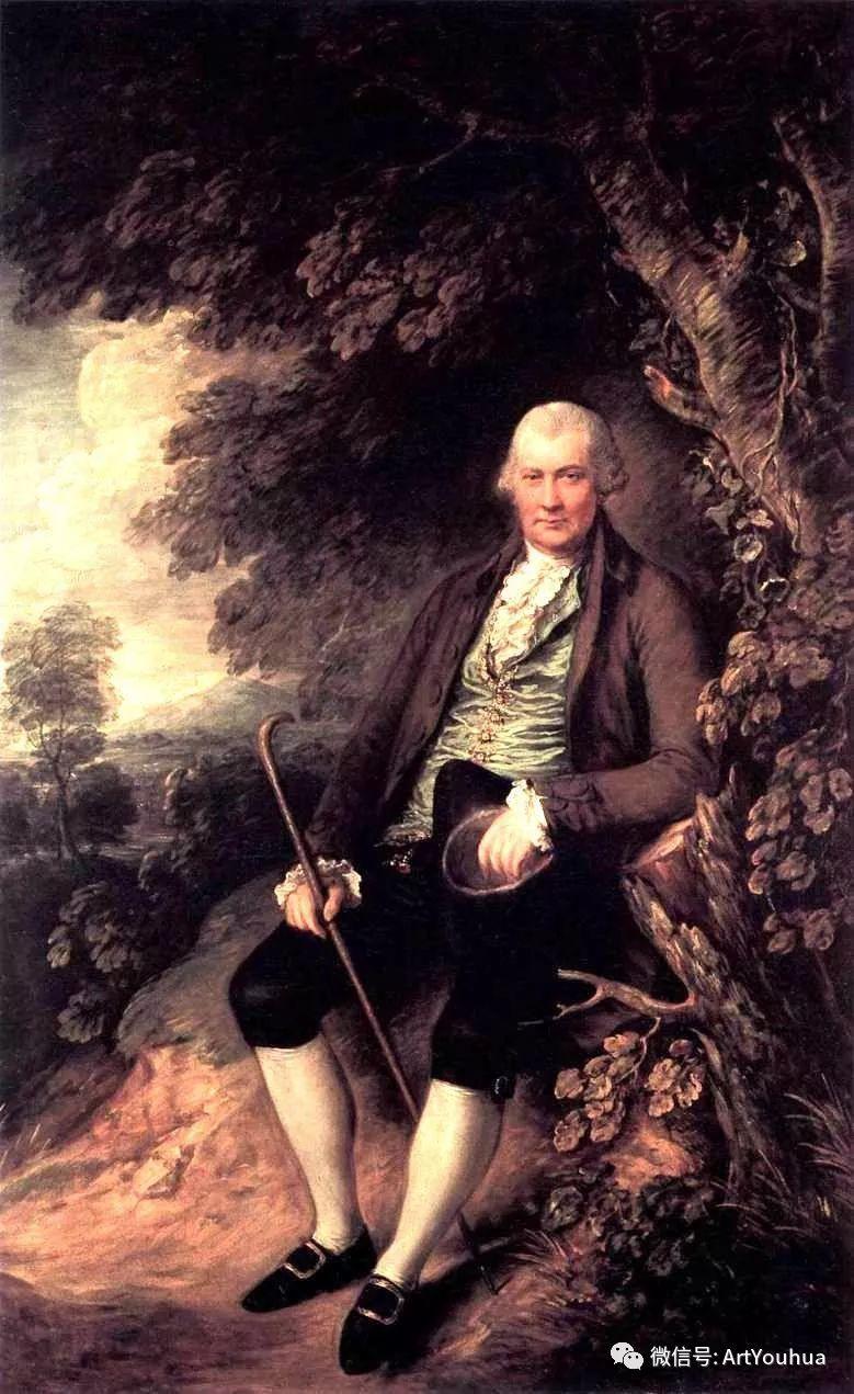 No.33 庚斯博罗 | 英国著名肖像画家和风景画家插图68