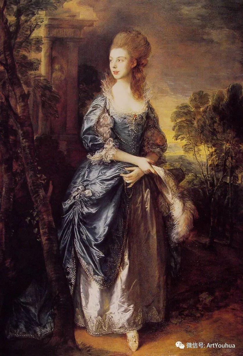 No.33 庚斯博罗 | 英国著名肖像画家和风景画家插图74