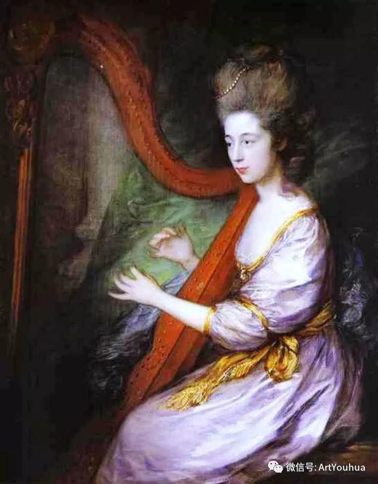 No.33 庚斯博罗 | 英国著名肖像画家和风景画家插图82