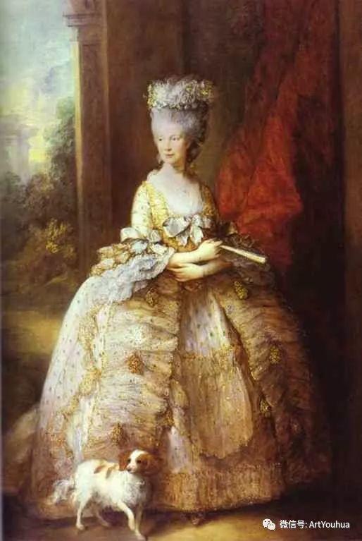 No.33 庚斯博罗 | 英国著名肖像画家和风景画家插图89