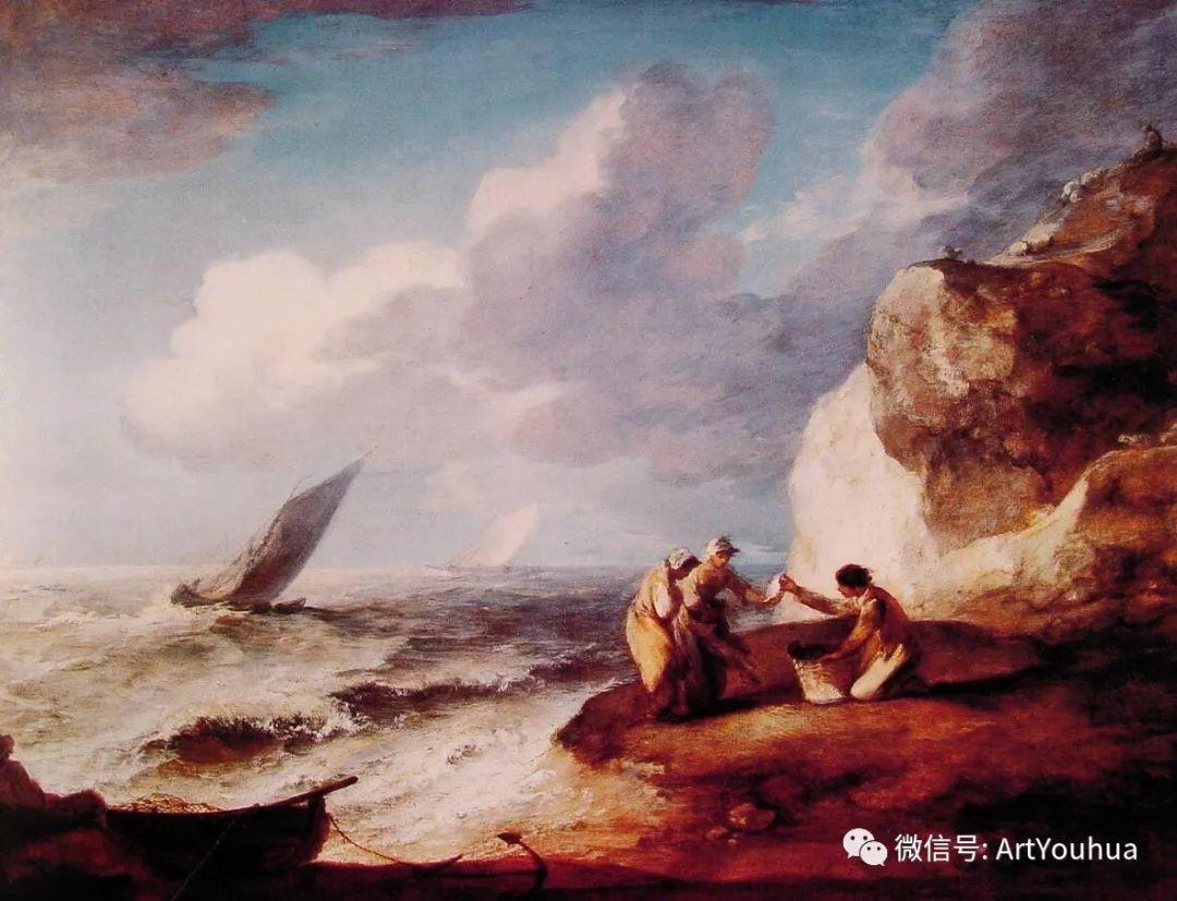 No.33 庚斯博罗 | 英国著名肖像画家和风景画家插图92