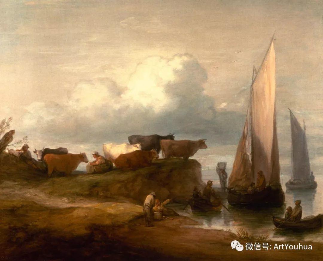 No.33 庚斯博罗 | 英国著名肖像画家和风景画家插图93