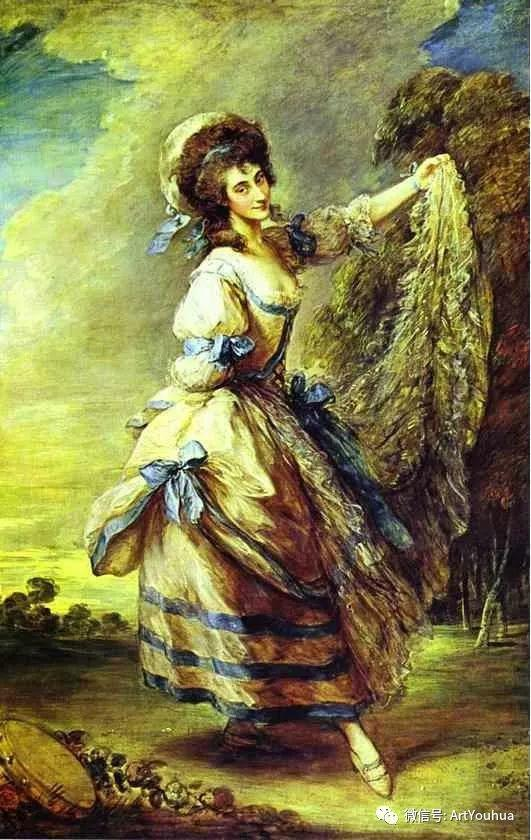 No.33 庚斯博罗 | 英国著名肖像画家和风景画家插图97