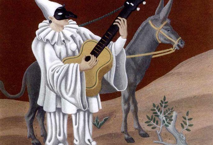 塞韦里尼 | 意大利未来派画家插图13