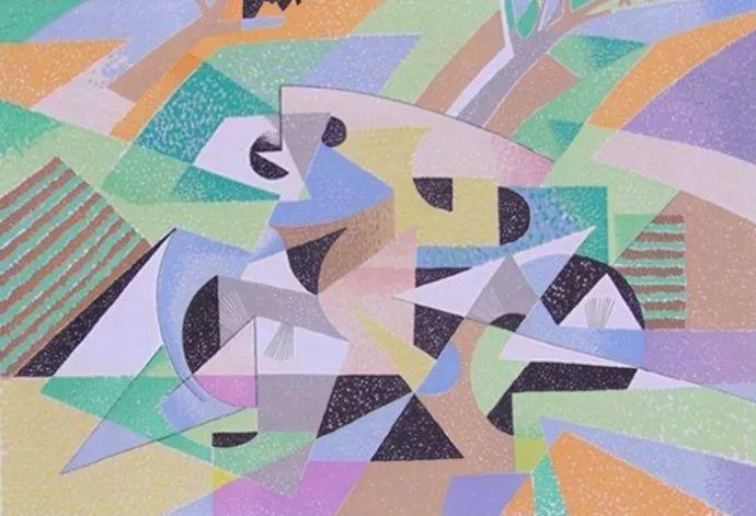 塞韦里尼 | 意大利未来派画家插图39