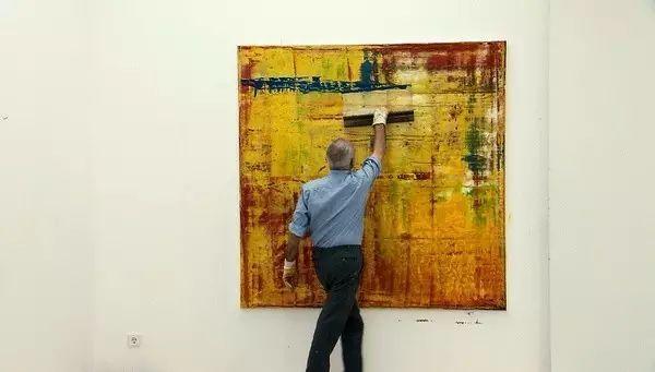 他是在世德国画家中身价最高的,却很谦逊插图1