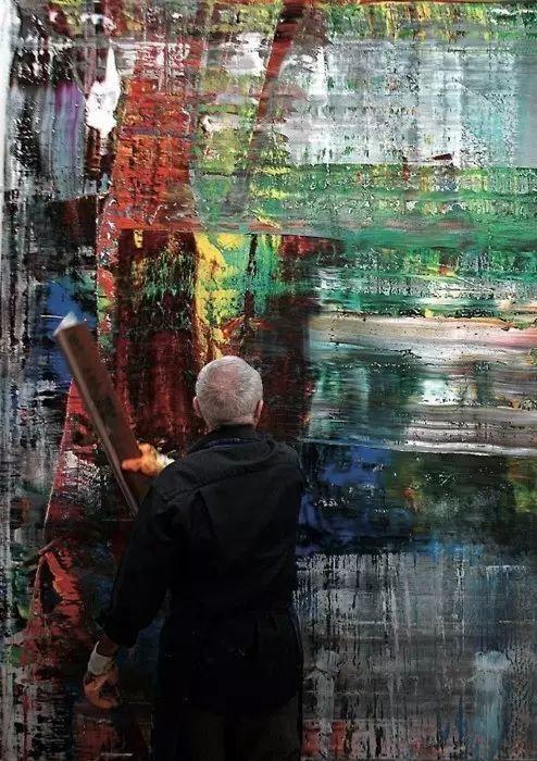 他是在世德国画家中身价最高的,却很谦逊插图5