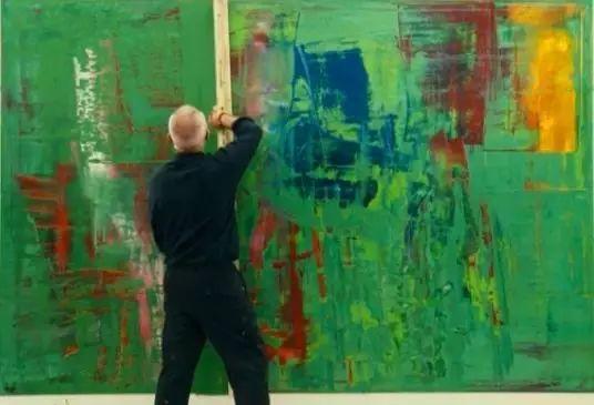 他是在世德国画家中身价最高的,却很谦逊插图15