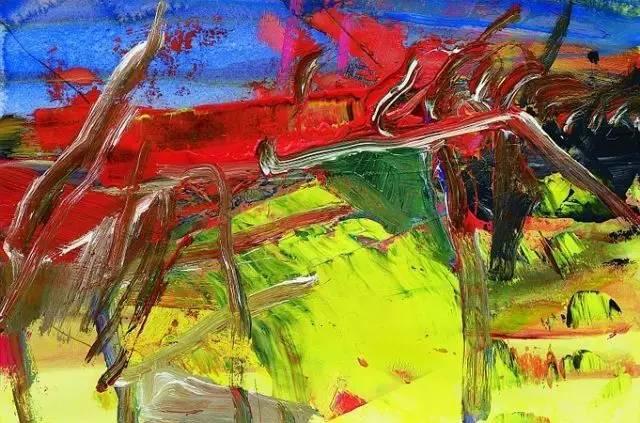 他是在世德国画家中身价最高的,却很谦逊插图17