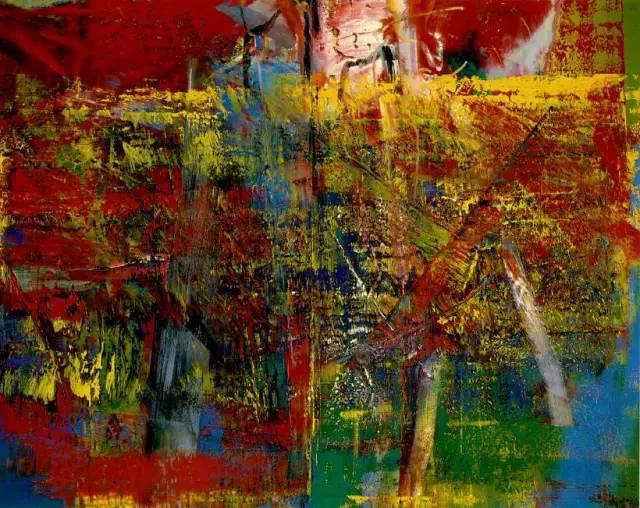 他是在世德国画家中身价最高的,却很谦逊插图29