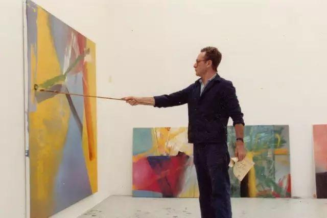 他是在世德国画家中身价最高的,却很谦逊插图33