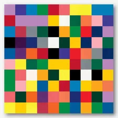 他是在世德国画家中身价最高的,却很谦逊插图39