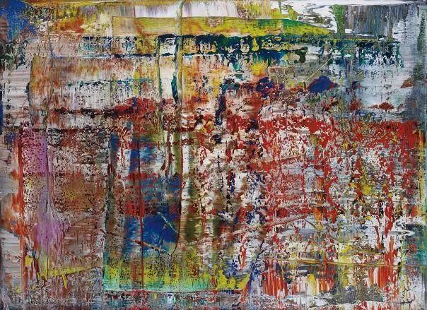 他是在世德国画家中身价最高的,却很谦逊插图45