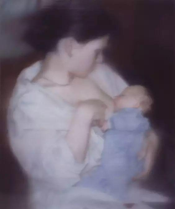 他是在世德国画家中身价最高的,却很谦逊插图51