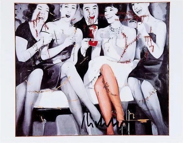 他是在世德国画家中身价最高的,却很谦逊插图57