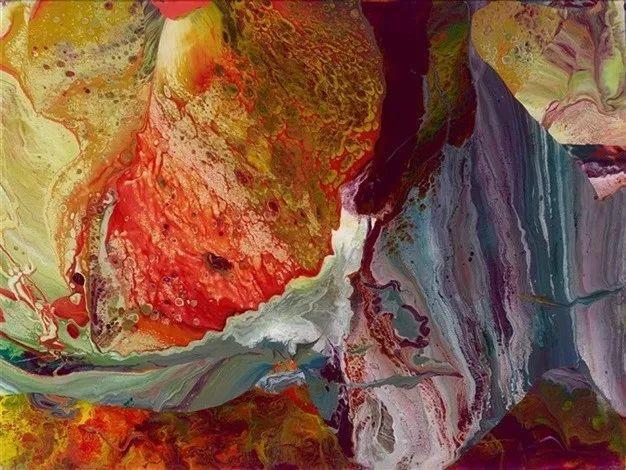 他是在世德国画家中身价最高的,却很谦逊插图67