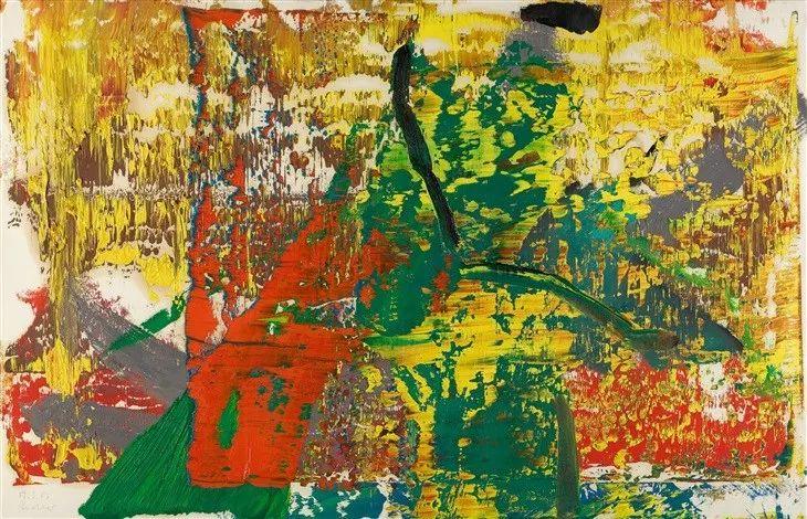 他是在世德国画家中身价最高的,却很谦逊插图69