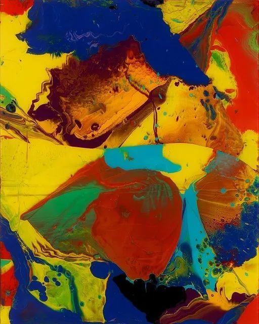 他是在世德国画家中身价最高的,却很谦逊插图75