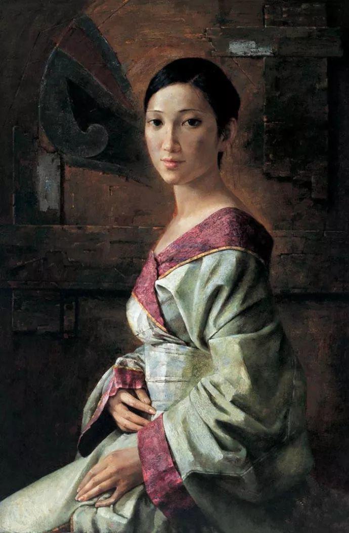 古典画中透露出的静谧美——周丽萱插图6