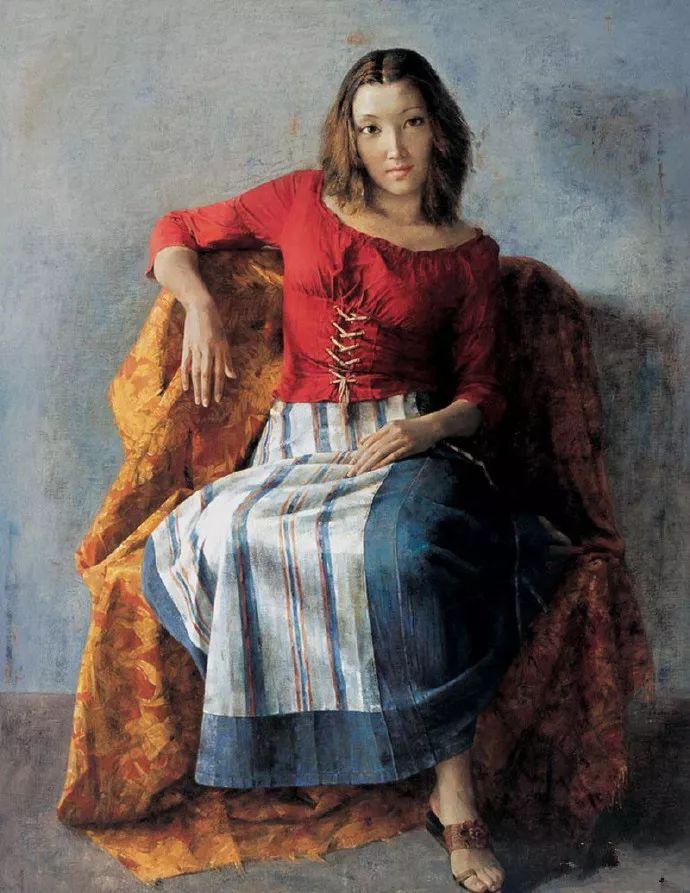古典画中透露出的静谧美——周丽萱插图31