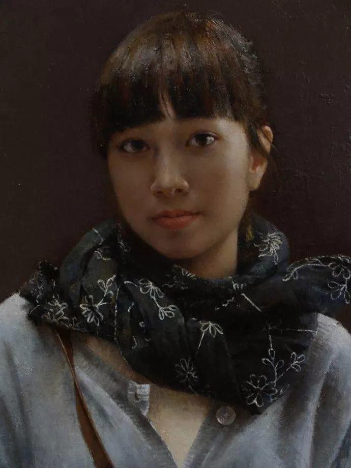 古典画中透露出的静谧美——周丽萱插图39