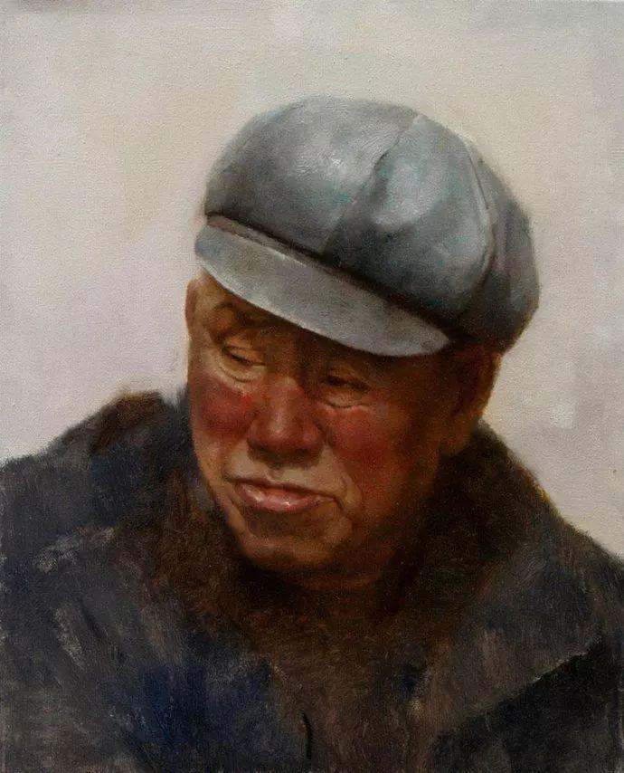 古典画中透露出的静谧美——周丽萱插图59
