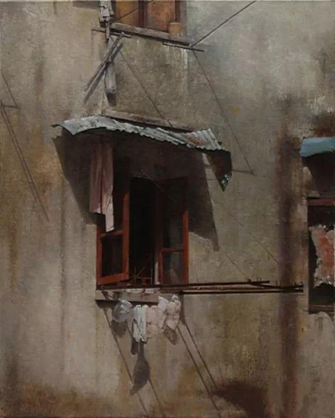古典画中透露出的静谧美——周丽萱插图61
