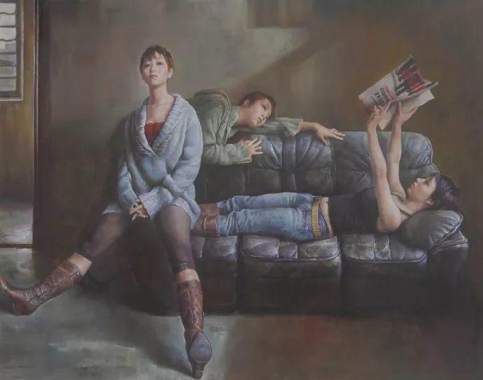 陈克平油画欣赏插图11
