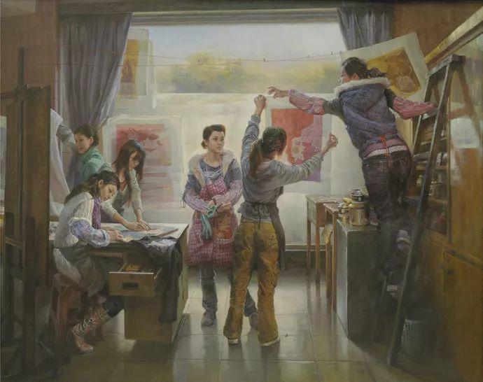 陈克平油画欣赏插图19