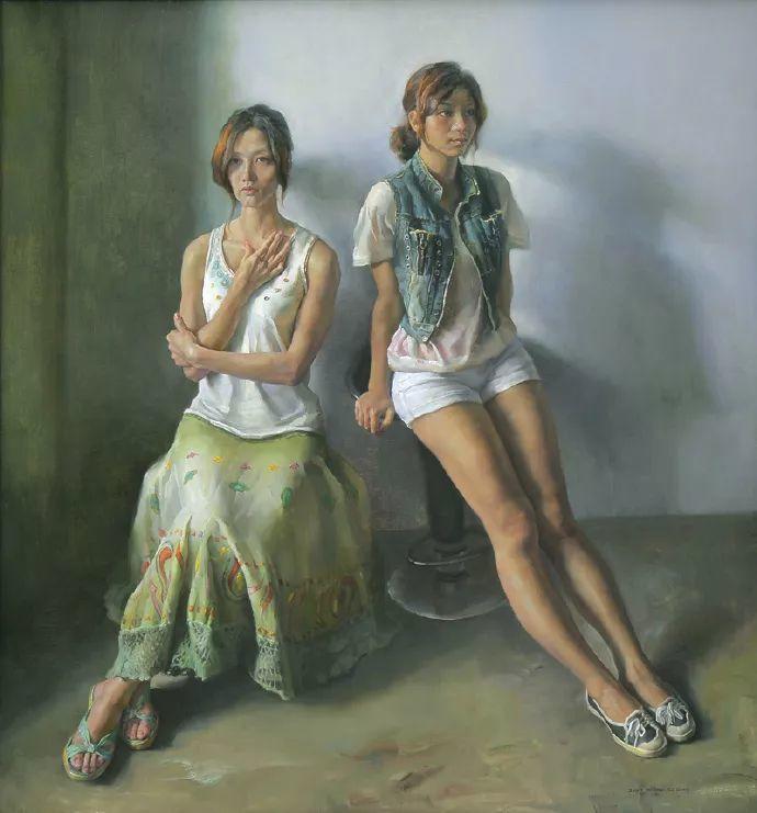 陈克平油画欣赏插图25