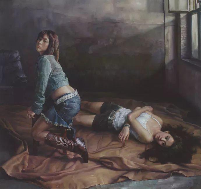 陈克平油画欣赏插图29