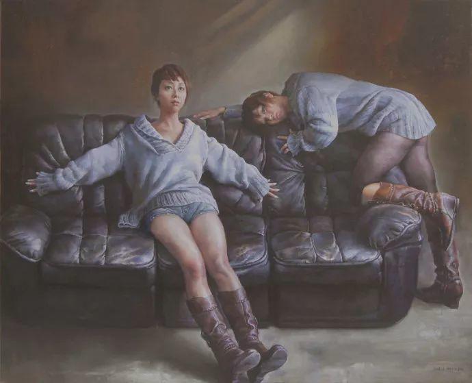 陈克平油画欣赏插图43